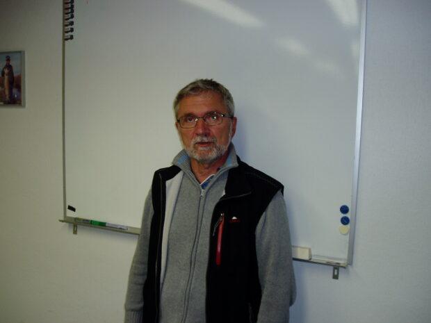 Flemming Tronbak døde den 8. maj, han blev 68 år