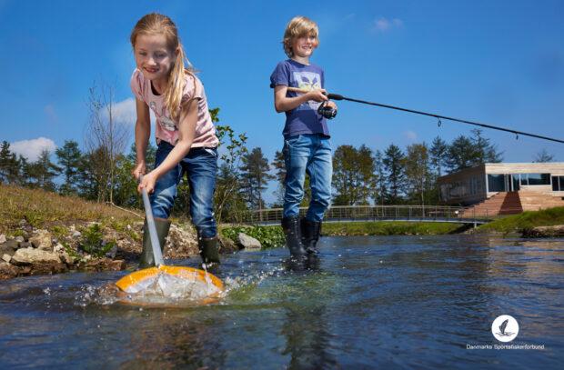 Lystfiskeriet dag og vilde middage den 13. september