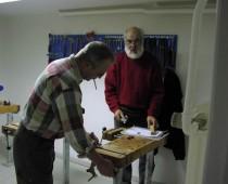 Billeder fra senioraften start 2004